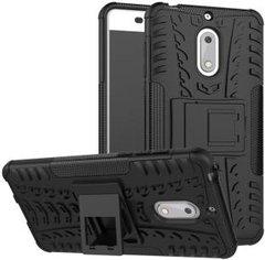 Nokia 6 Back Case Defender Case