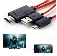 MHL Adapter Micro USB to HDMI MHL Cable HDTV Adapter for MHL-enabled Smartphones