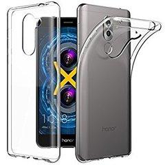 Honor 6X Back Cover Soft - Transparent