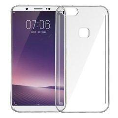 Vivo V7 Plus Back Cover Soft - Transparent