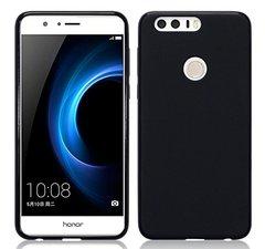 Honor 8 Pro Back Cover Soft - Black