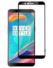 One Plus 5T 5D Full Tempered Edge Curved Glass