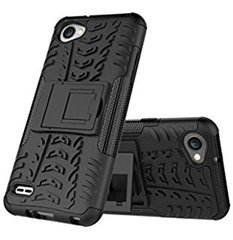 LG Q6 Back Cover Defender Case