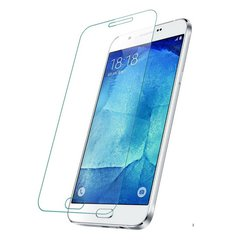 Samsung A8 Tempered Glass 0.3 mm