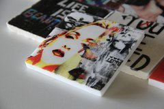 """""""Madonna In Time"""" (Set of 2)"""
