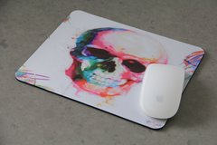 """Skull Beauty"" Mouse Pad"