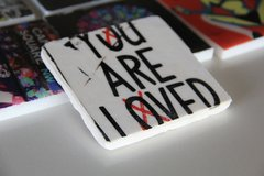 """You Are Loved"" (Set of 2)"