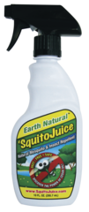 'SquitoJuice - 10 fl.oz. spray bottle
