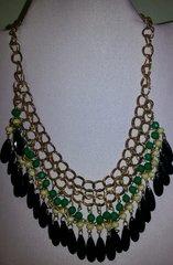 Jewelry Necklace Bohemian Vintage