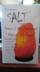Heart of the Himalayan Natural Salt Lamp