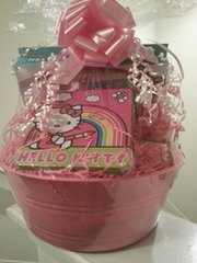 Gift Basket Hello Kitty