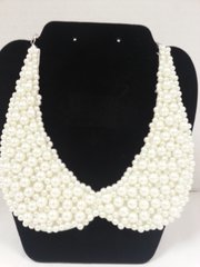 Jewelry Necklace Pearl Collar