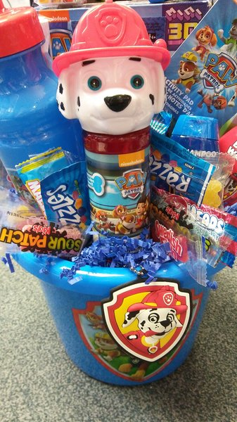 Paw Patrol Gift Basket Dylan S Unique Gifts Amp Weddings