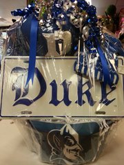 Gift Basket - Collegiate Collection - Duke University