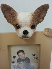 Pet Frame-Chihuahua