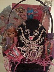 Gift Basket Sofia the First