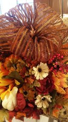 Holiday Centerpiece Thanksgiving