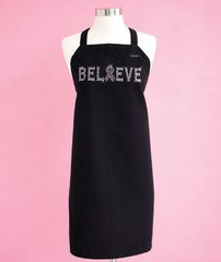 Breast Cancer Awareness Apron-Believe