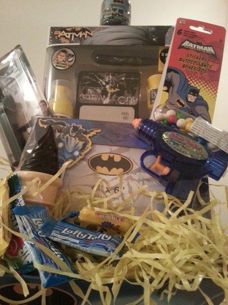 Batman Gift Basket Dylan S Unique Gifts Amp Weddings