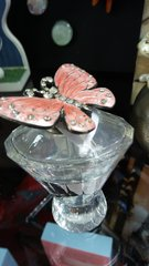 Perfume Bottle Butterfly