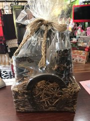 All About the Horses Gift Basket