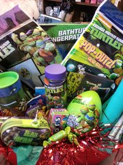 Gift Basket Teenage Mutant Ninja Turtles B