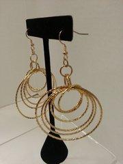 Jewelry Earrings Multi Hoop