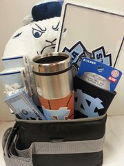 Gift Basket UNC Collegiate University of North Carolina