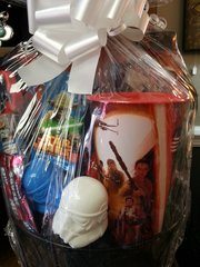 Gift Basket Star Wars B