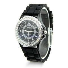 Watch - Silicone Black