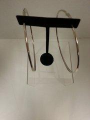 Jewelry Earrings Silver Hoop