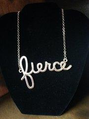 Jewelry Necklace Fierce