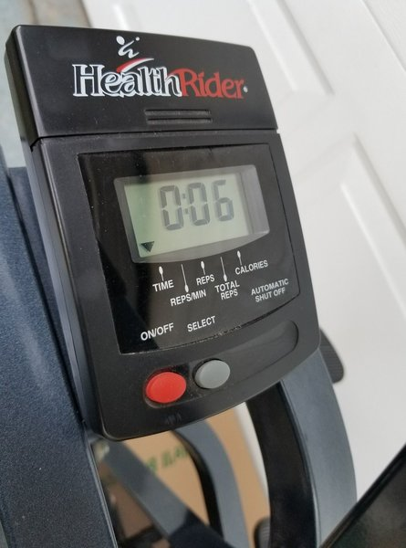 Healthrider, Fitness equipment, exercise bike | used,stuff ...