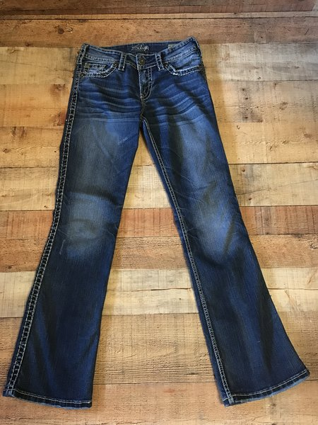 SILVER JEANS WOMENS SIZE 28 | Colleen's Kloset Re-Sale Boutique