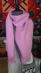 Alpaca  Scarf, Pink