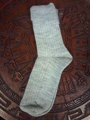 Alpaca Women's Socks Grey