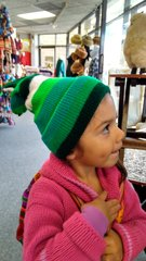 Snake Puppet Hat