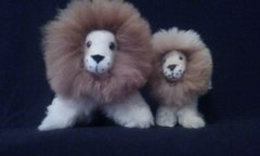 Small Alpaca Lion