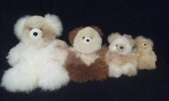 Small Alpaca Teddy Bear
