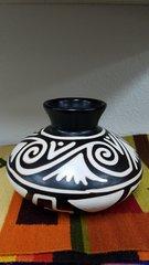 Handcrafted Ceramic Vase Large Round
