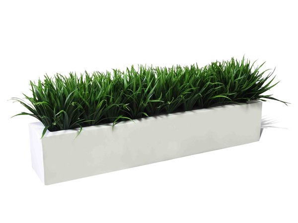 Lightweight planter low narrow rectangle contemporary jay Tall narrow indoor plants