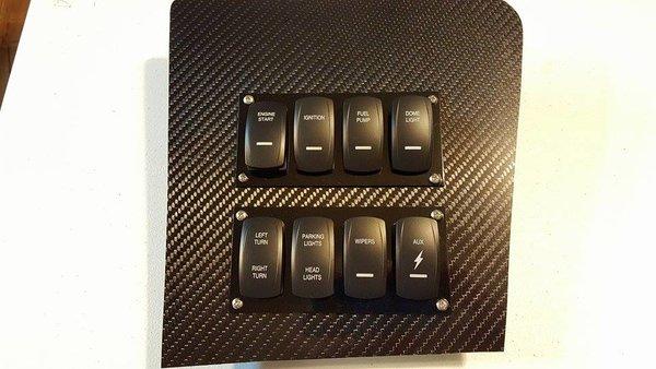 Led Toggle Switch Wiring Led Rocker Switch