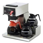 Low Profile Coffee Brewer