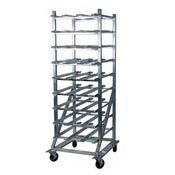 Mobile Can Rack