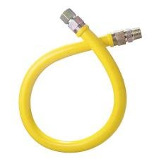 """3/4"""" x 48"""" Stationary Gas Connector"""