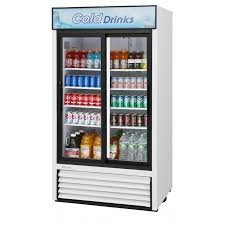 Glass Door Refrigerated Merchandiser