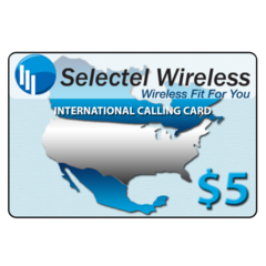 Selectel Unlimited Canada/Mexico Calling Add On Plan