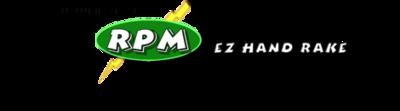 RPM Hand Rake