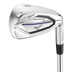 Mizuno JPX 900 Hot Metal Irons - 5-PW - Nippon Modus 3 105 Regular Steel Shafts