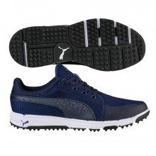 Puma Grip Sport Tech Golf Shoes - Peacoat Marina Blue